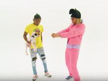 """Lil Gotit - """"Da Real HoodBabies (Remix)"""" f. Lil Baby"""