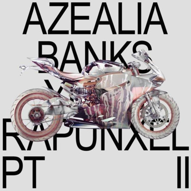 "Review: Azealia Banks' ""Yung Rapunxel Pt. 2"" Is Techno Rap Trauma"