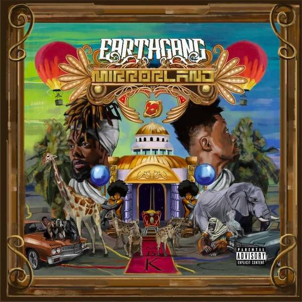 "Review: EarthGang's Eclectic ""Mirrorland"" Is A Thoughtful Love Letter To Atlanta"
