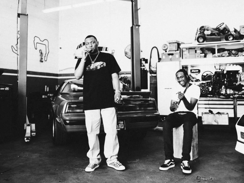 #DXCLUSIVE: Hit-Boy Promises Nothing But Heat On Next Album