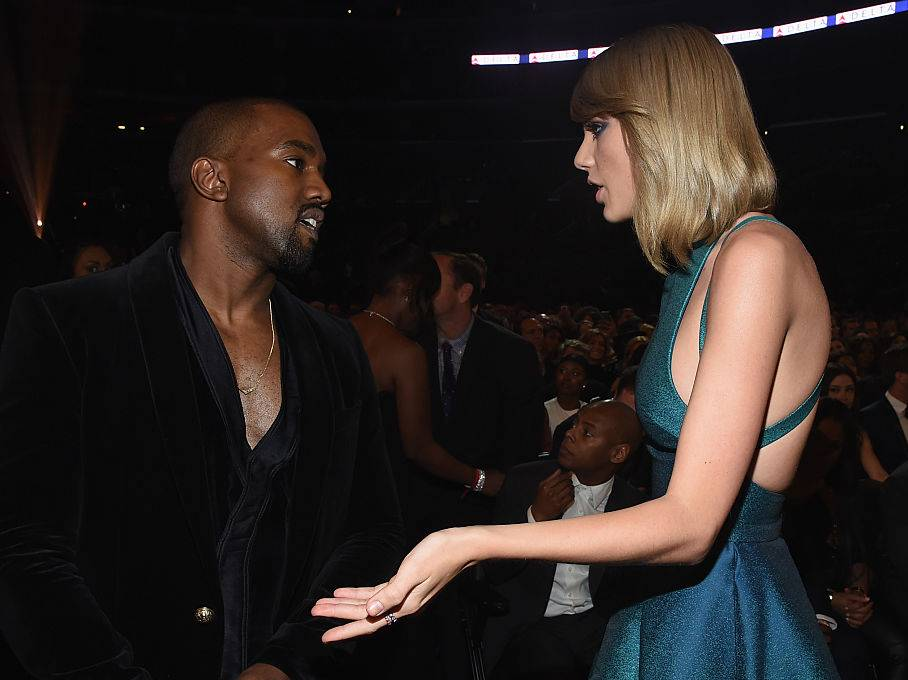 Taylor Swift Uses Kanye West 'Famous' Phone Call Leak To Combat Coronavirus