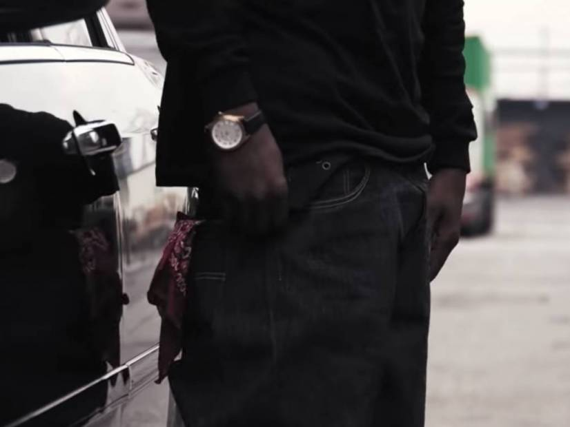 """KXNG CROOKED Delivers Headwrap History In """"Life Of A Bandana"""" Video"""