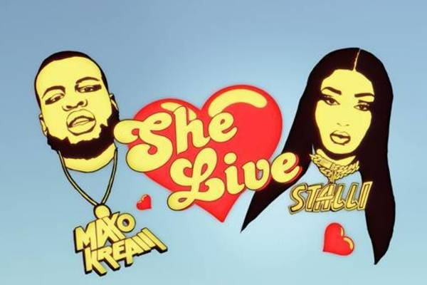 """Maxo Kream And Megan Thee Stallion Channel """"Flavor Of Love"""", """"Live"""" Video"""