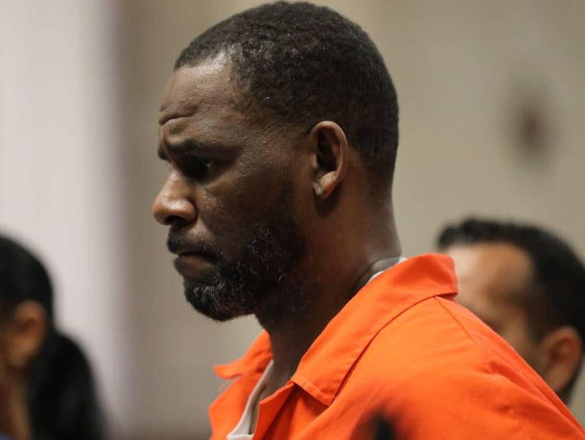 "R. Kelly ""Friend"" Who Paid $100K Bond Can't Get Her Money Back, Judge Rules"