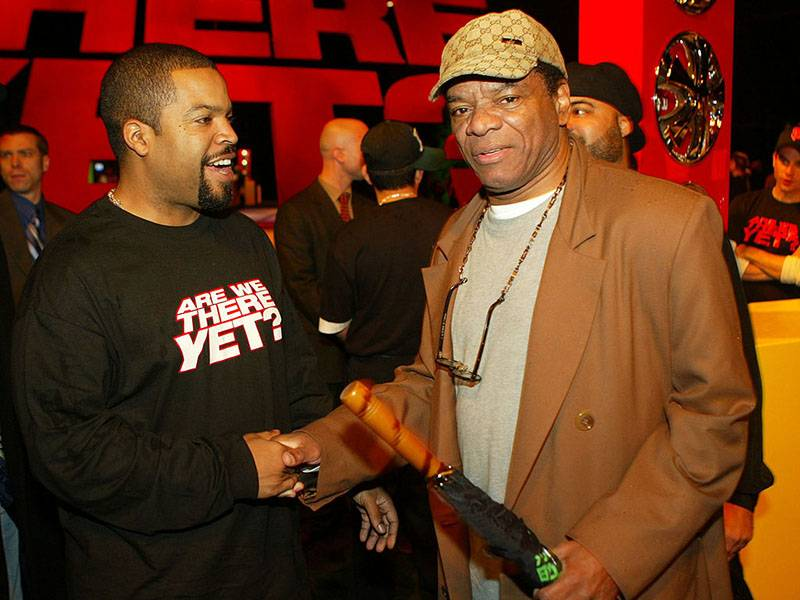 "Ice cube Mourns the death of John Witherspoon's Death: ""I'm Devasted"""