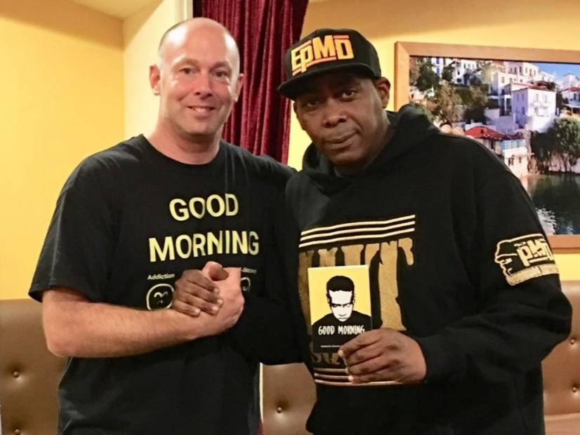 Interview: EPMD's Parish Smith & Author Dennis Vanasse Address Opioid Crisis