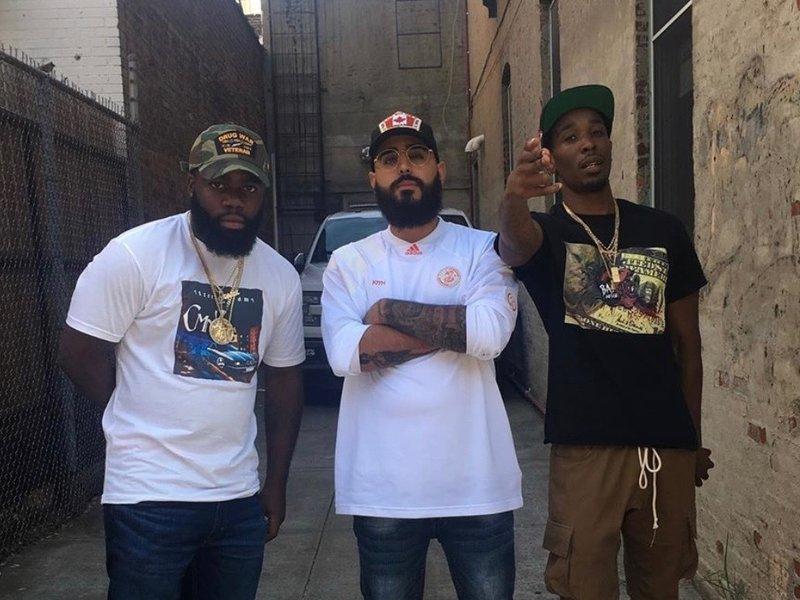 #DXCLUSIVE: Mr. Green Remixes Big Turks & Rim Da Villin's Collaboration 'Seven'