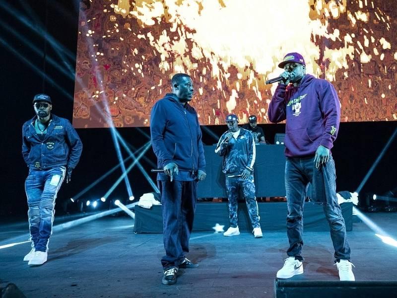 "SiriusXM Launches ""Wu-Tang: The Saga Continues"" Podcast"