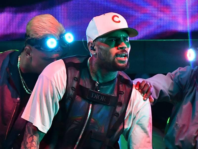 "Chris Brown Releases Extended Version Of ""Indigo"" Album"