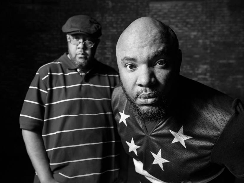"Interview: Blackalicious' Gift Of Gab & Chief Xcel On Hip Hop's True Form: ""It Never Dies"""