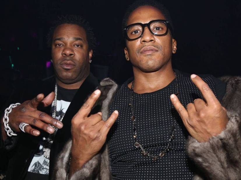 Q-Tip & Busta Rhymes Reunite For Rare Colorado Show