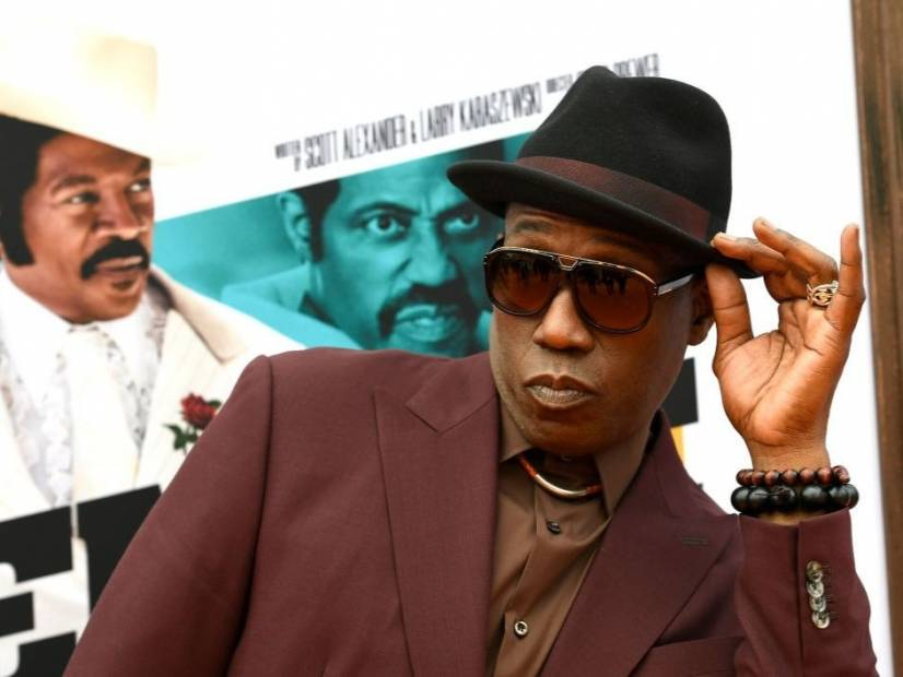"Wesley Snipes Not Feeling Idea Of ""New Jack City"" Reboot"