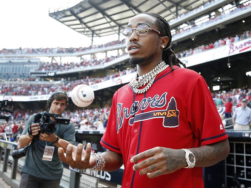 "Gemini Man: Quavo Spots His ""Clone"" During Migos Show"
