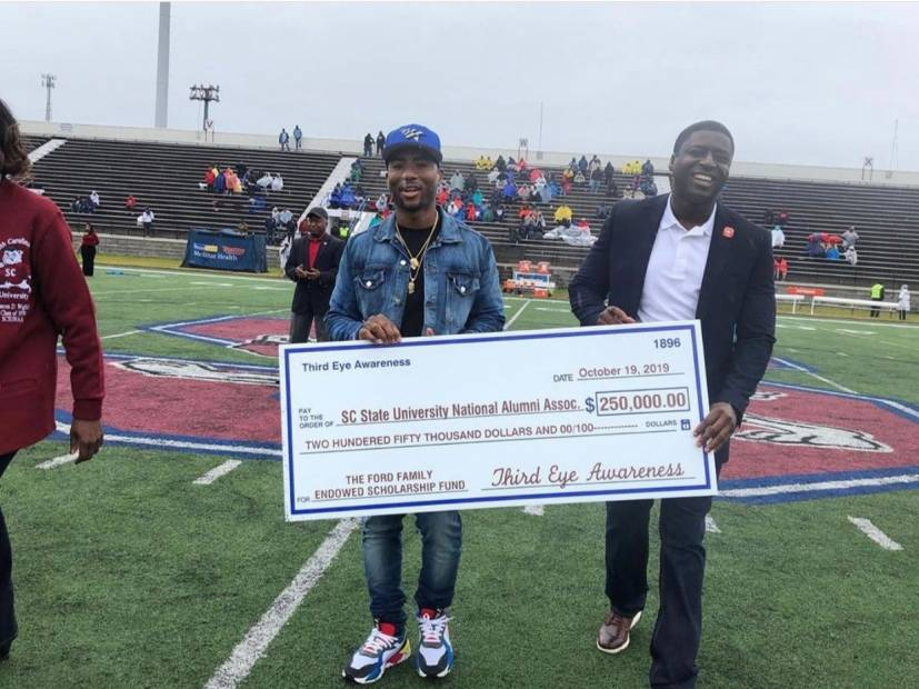 Charlamagne Tha God Donates $250K To South Carolina State University