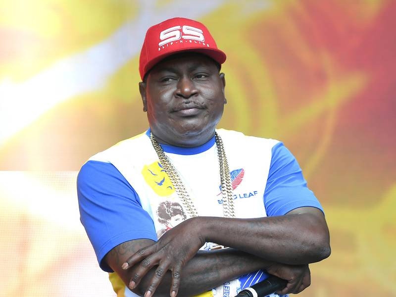 Trick Daddy Has A Message For His Mugshot Shamers