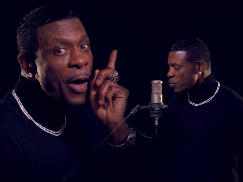 "Keith Sweat Disses Old Spice Deodorant For Coming After ""Sweat"" In All Forms"