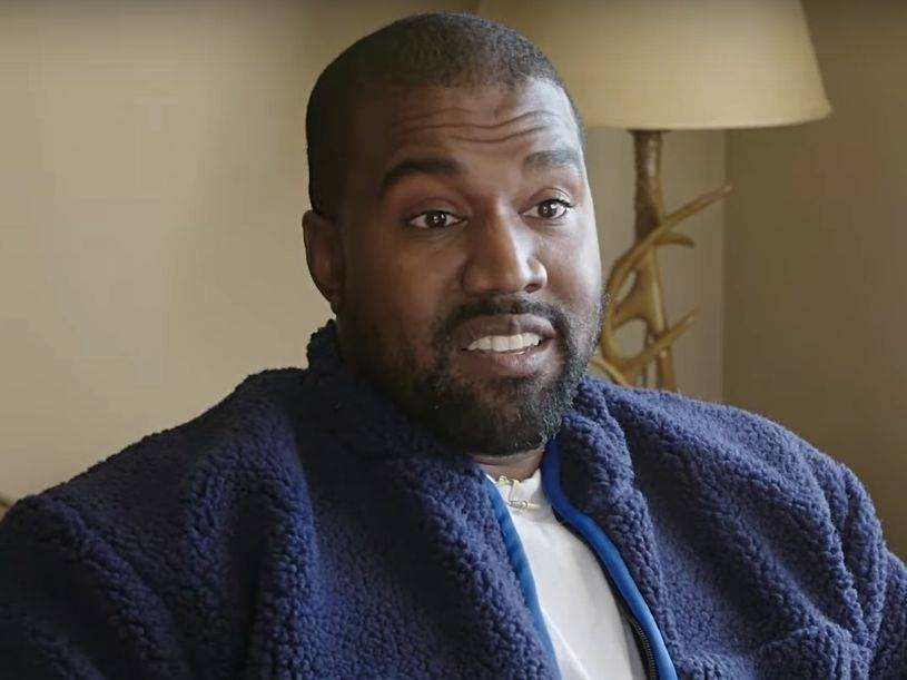 Kanye West Says His Christian Awakening Happened While Handcuffed To A Hospital Bed
