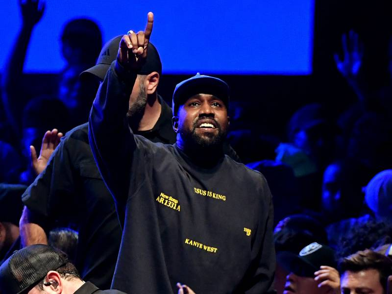 "Kanye West Abandons His Fans & no Drop ""Jesus Is the King"" Album — New"