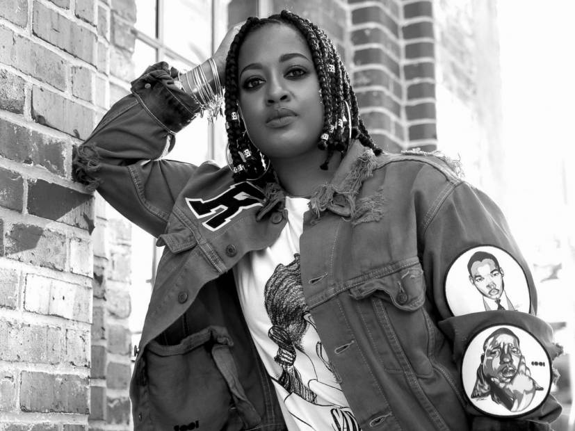 "Rapsody & Blackalicious Embrace Diversity For Door Dash's ""Every Flavor Welcome"" Campaign"