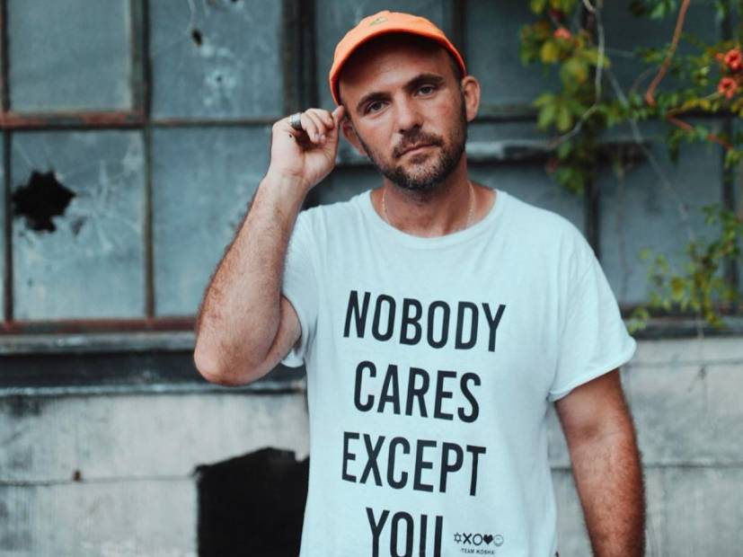 """#DXCLUSIVE: Kosha Dillz Flips His Perspective For """"Nobody Cares Except You"""" Single"""