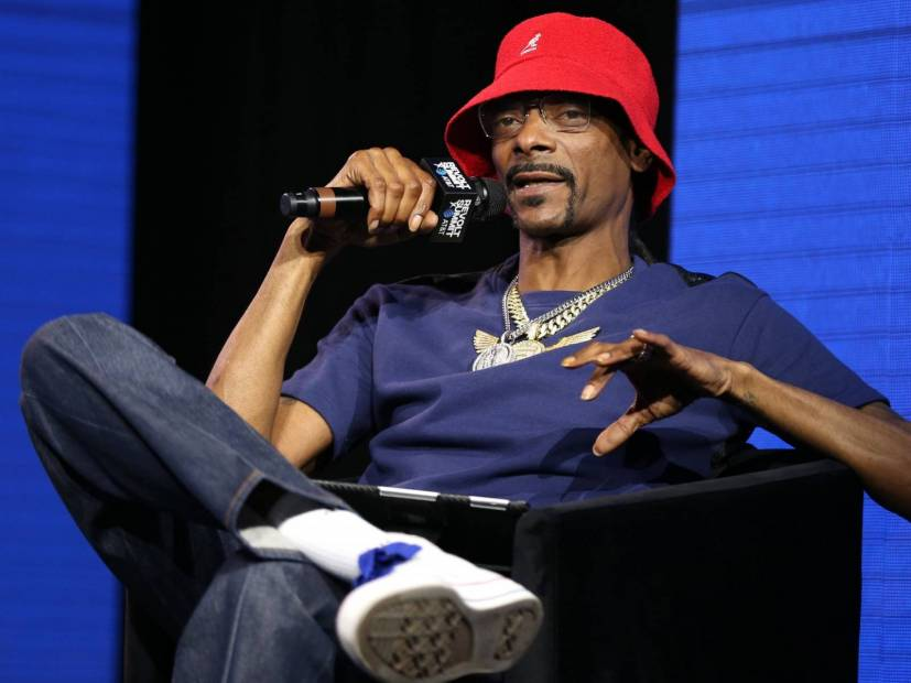 "Snoop Dogg Says Top Dawg Entertainment Is ""A Better Version"" Of Death Row Records"