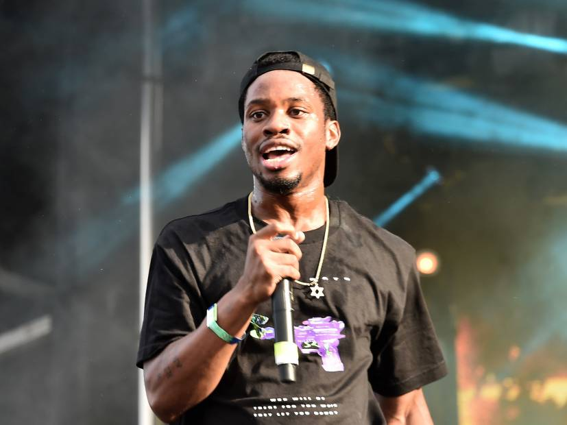 #DXCLUSIVE: Denzel Curry Previews Zeltron World Wide Event With Joey Bada$$