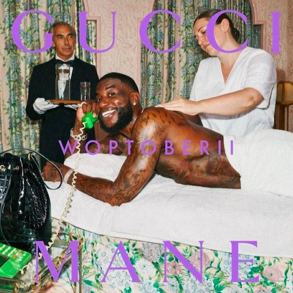 "Review: Gucci Mane's ""Woptober II"" Ain't It"