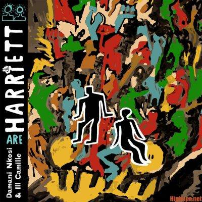 "Review: ""HARRIETT"" Finds Damani Nkosi & Ill Camille Finding Freedom Through Funky Sermons"