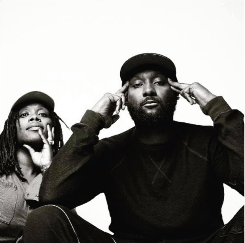 "Damani Nkosi & Ill Camille-Drop Of Collaboration ""Harriet"" Album"