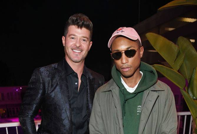 "Pharrell Clears the Air On ""Blurred Lines"" Chauvinism In the New Interview in GQ magazine"