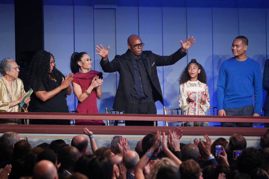 Chance The Rapper, Common & More Witness Dave Chappelle Receive Mark Twain Award