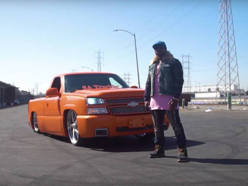 """Page Kennedy Unleashes His Straight Bars Into """"Fire Squad"""" Video"""