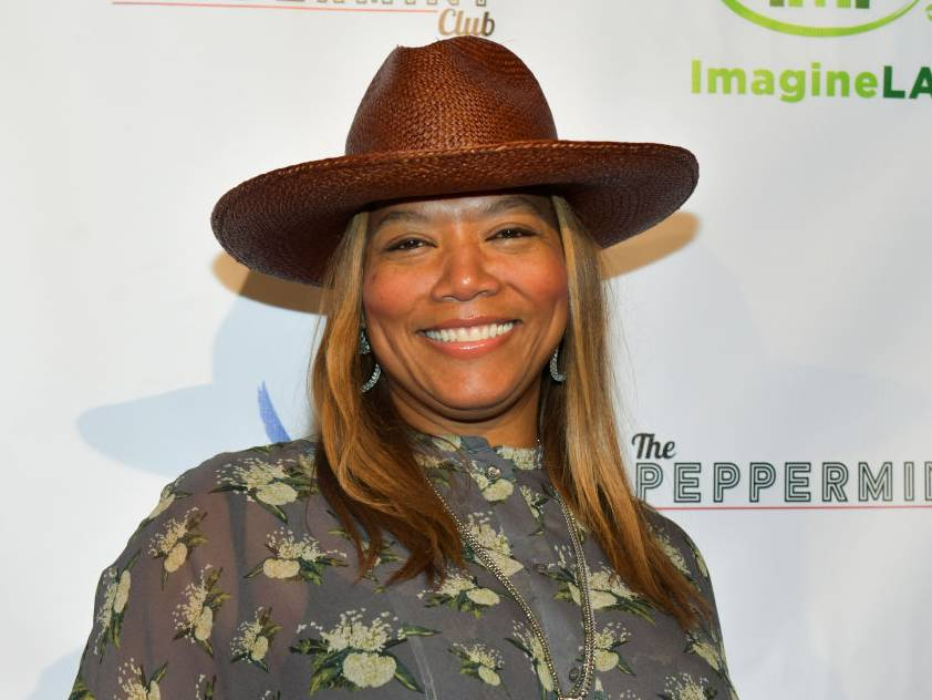 Queen Latifah To Receive Harvard's W.E.B. Du Bois Medal