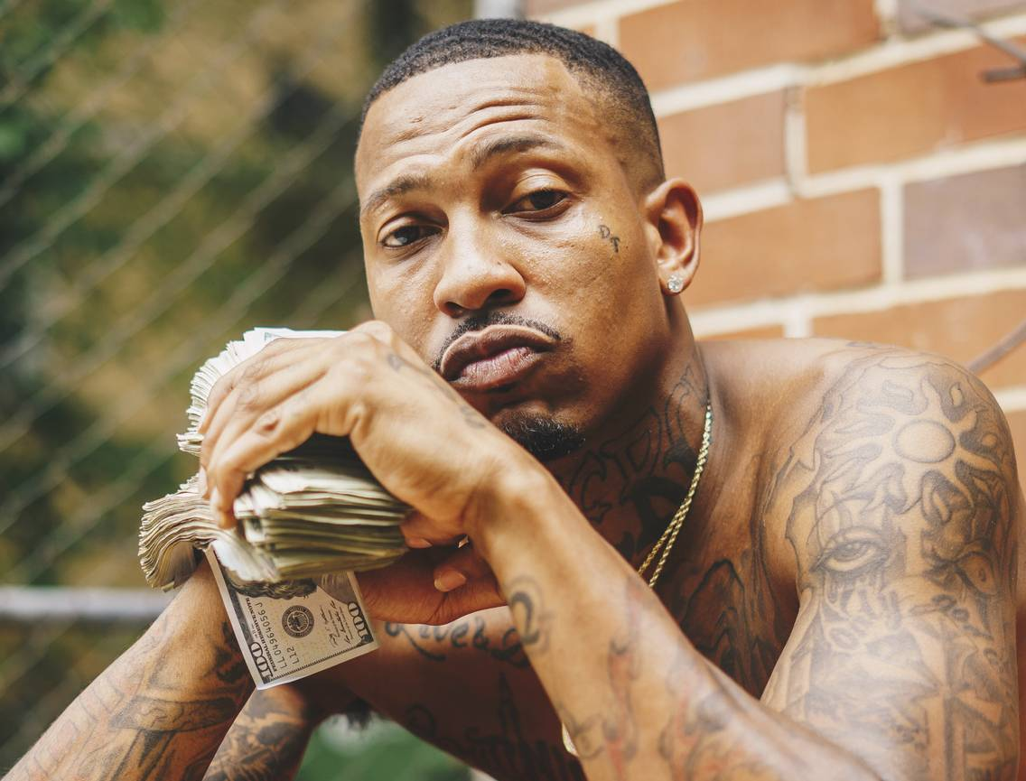 Trouble Shares 'Thug Luv' Album