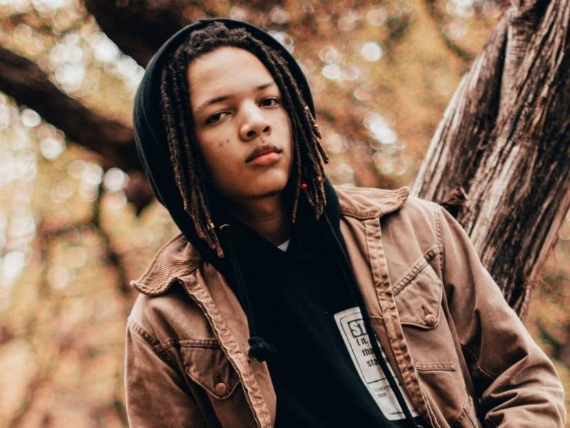 "Interview: Domani Harris Admits J. Cole Co-Sign Caught Him ""Off Guard"""