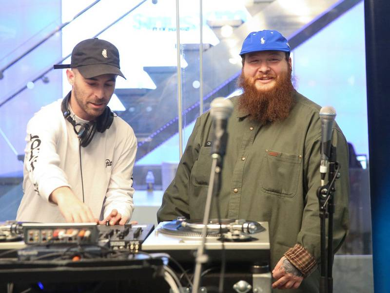 Action Bronson Teams With Alchemist For 'Lamb Over Rice' EP
