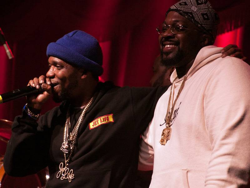 Curren$y Teams With Smoke DZA For 'Prestige Worldwide' Project