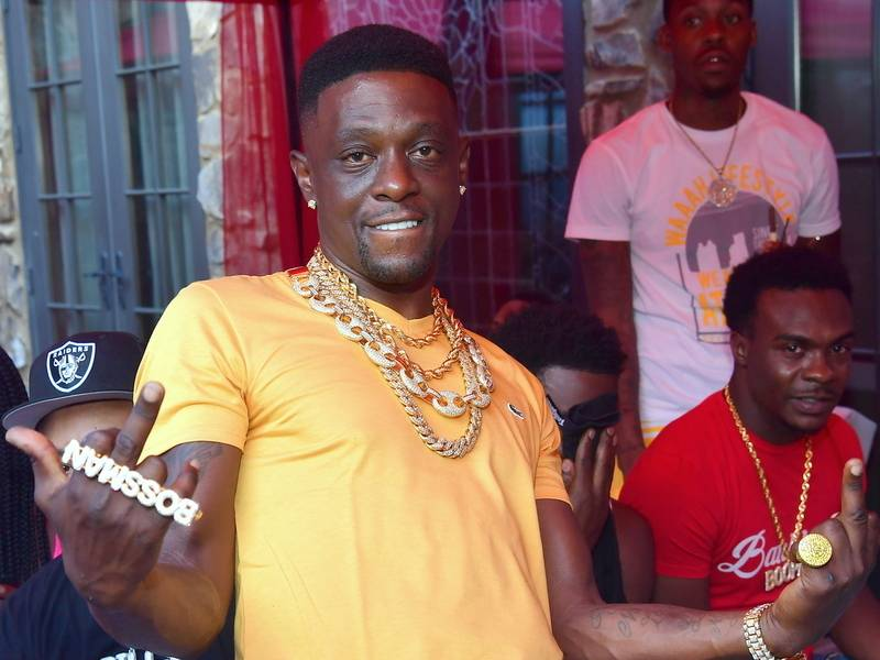Boosie Badazz Drops 'Talk Dat Shit' Album