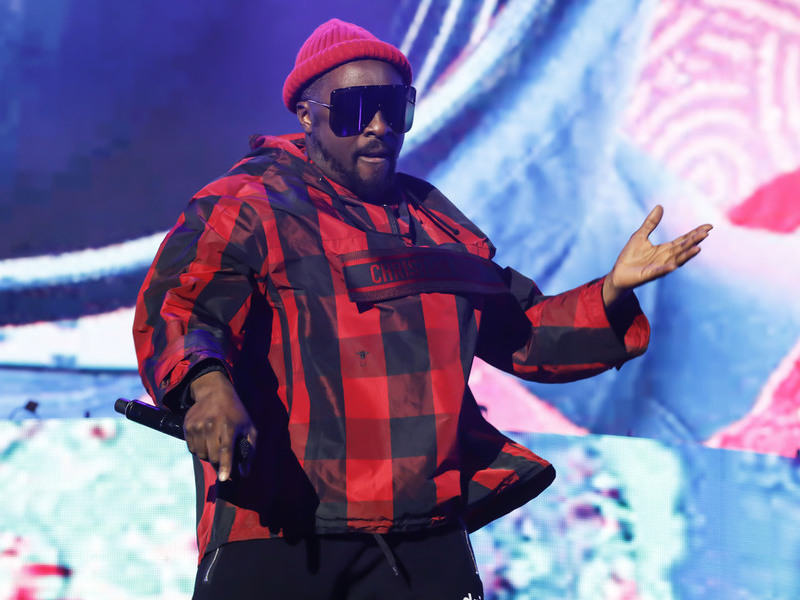 will.i.am Accuses Flight Attendant Of Racism For Calling Police On Him