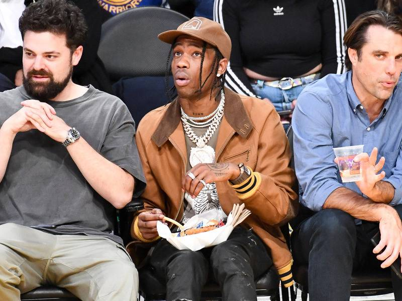 Travis Scott Doesn't View His Music As Just Hip Hop