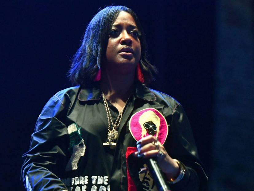 Rapsody Reacts To Grammy Award Snub: 'Frustrated...Beyond'