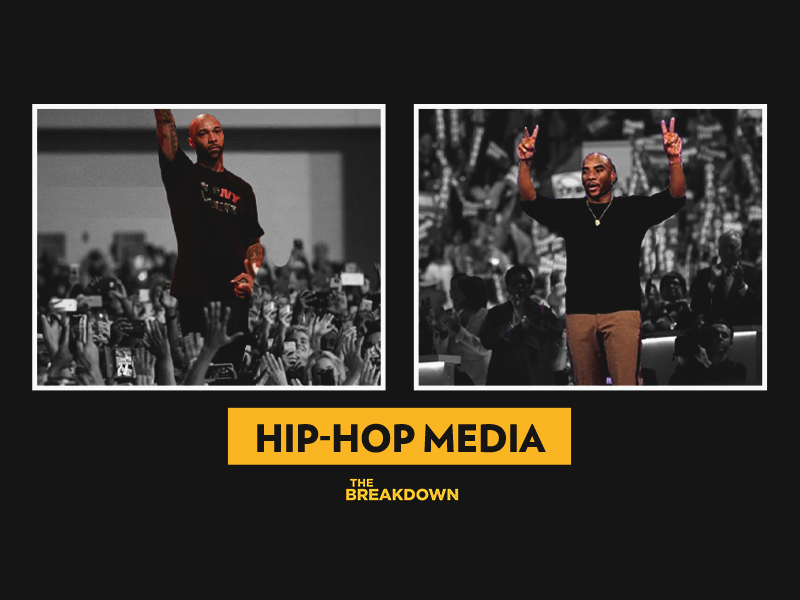 From Charlamagne Tha God To Joe Budden: How The Media Influences Hip Hop | The Breakdown