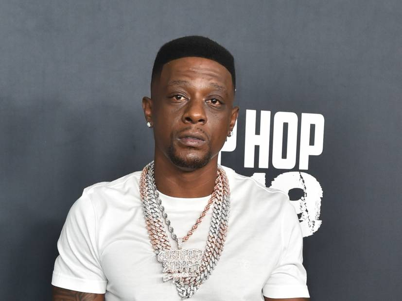Boosie Badazz Pleads Guilty To Drug Charge But Avoids Jail