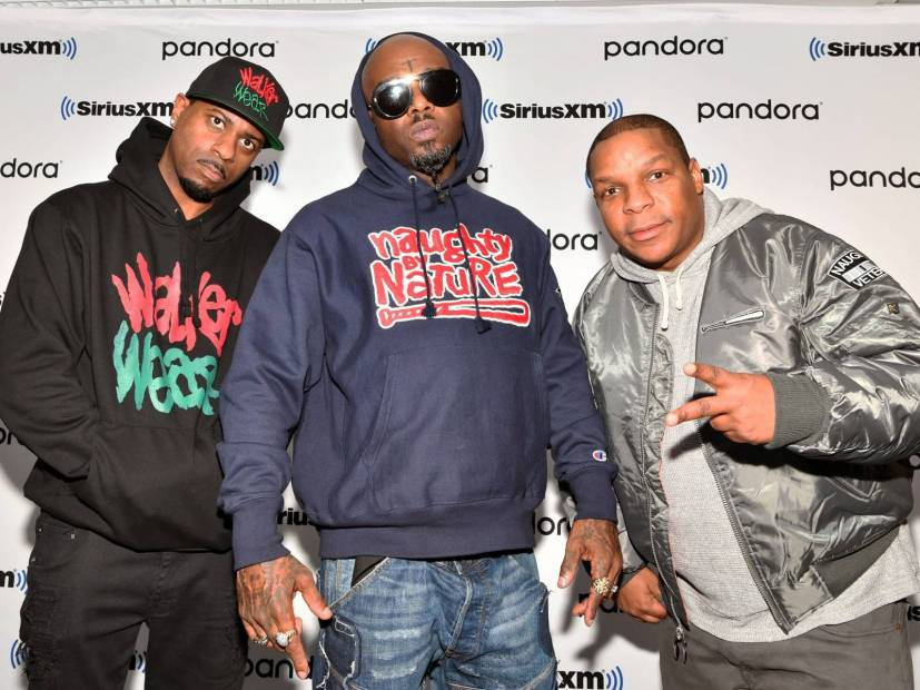 Interview: Vin Rock Clears Up Confusion Around Mysterious 'New' Naughty By Nature Album