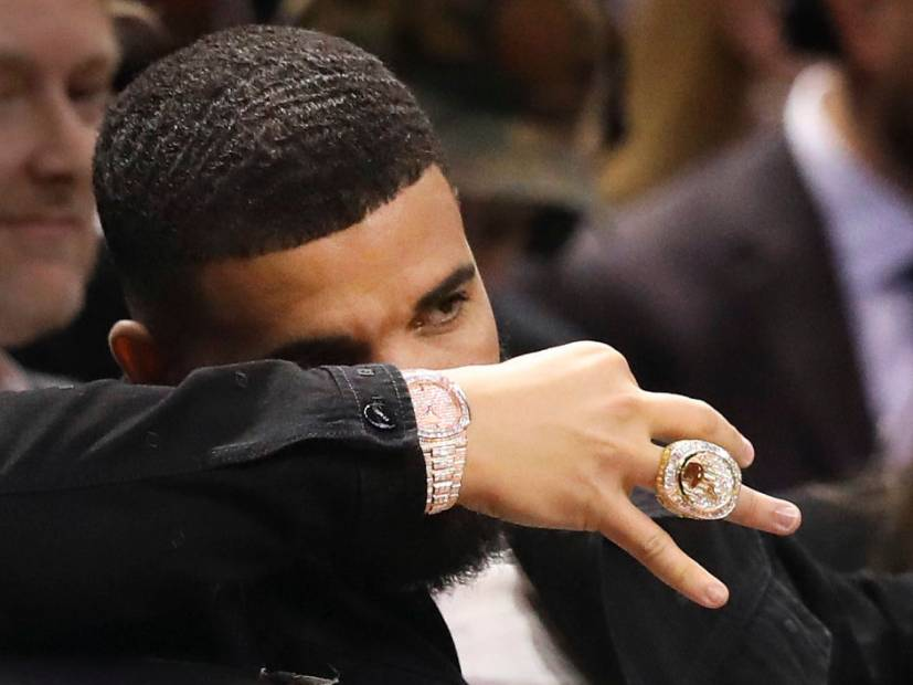 Drake Took Pleasure In Joel Embiid's 1st Scoreless Night