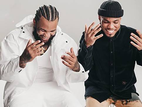 "The Game & Anderson. Paak Break L. A. In ""Stainless"" Video"