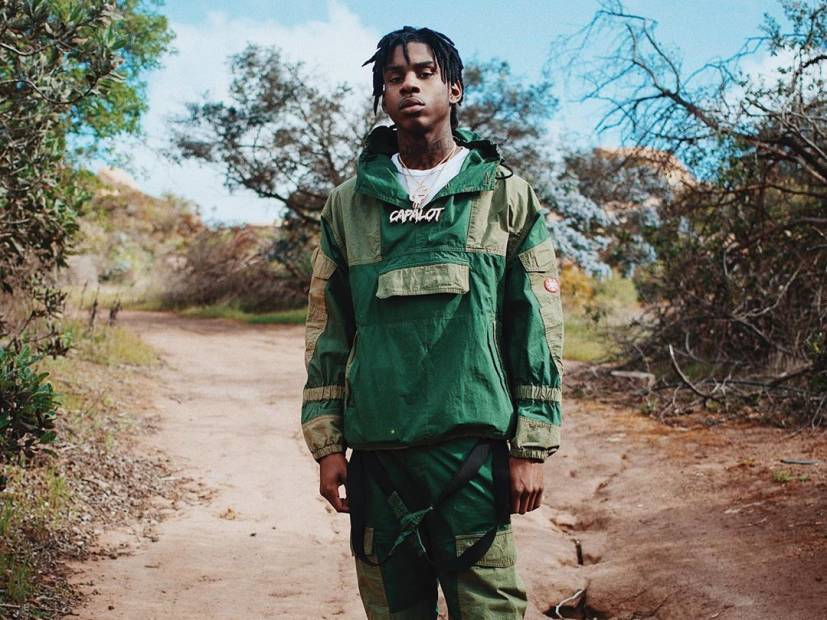 Interview: 'Pop Out' Rapper Polo G Is Already Adding To Chicago's Legacy Of Hip Hop Heroes