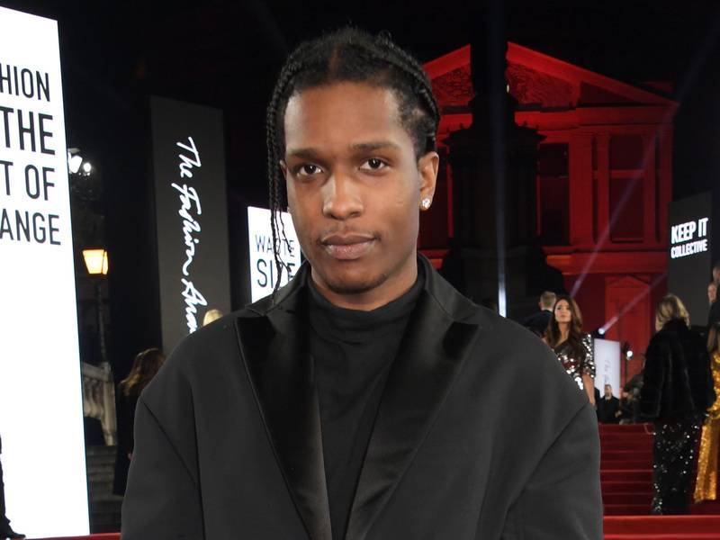 A$AP Rocky Won't Perform At Swedish Prison Where He Was Incarcerated