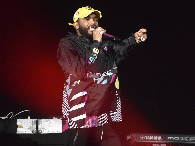 "Joyner Lucas Criticizes ""Rappers That glorify Drugs,"" Following Juice Wrld Death"