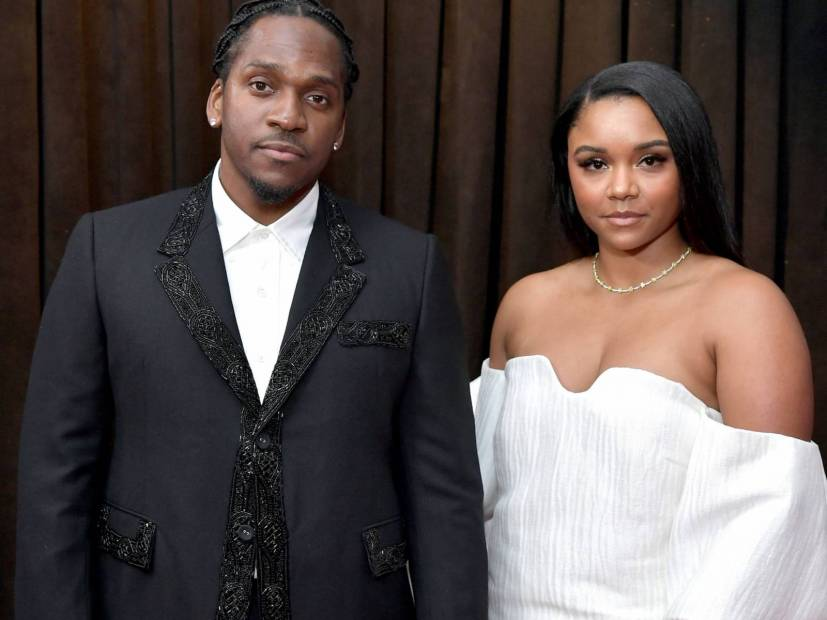 Pusha T Reveals He & His Wife Are Expecting 1st Child